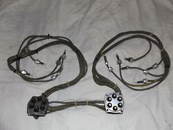New Slick Mag Harness Gray M2121 For Lycoming 540 S6-20 S6-200 Bendix Magnetos