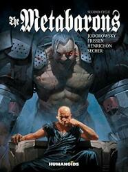 The Metabarons Second Cycle By Frissen Jerry jodorowsky Alejandro Hardcover
