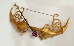 Fate/grand Order Archer Euryale Bow Cosplay Prop