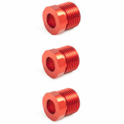 3pc Steering Reverse Cable Lock Nuts For Sea-doo Gti Gts Gtx Rxp Rxt Wake Pro