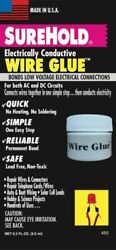 Surehold Electrically Conductive Wire Glue Low Voltage Connections 10 Pack