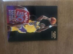 Kobe Bryant Fleer 96'-97' Rookie Card 203 Rare Perfect Condition