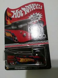 2018 Hot Wheels Special Edition 50th Anniversary Vw Drag Truck Mail In