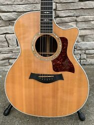 Taylor 814c Rosewood And Spruce Rare Acoustic Electric
