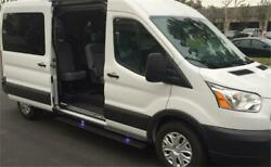 Amp Research | 76259-01a-ai | Powerstep Plug-n-play - 14-18 Ford Transit Driver