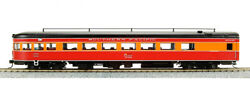 Broadway Limited 1590 Sp/southern Pacific Observation Passenger Car Ho Lnib