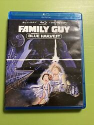 Family Guy Presents Blue Harvest Blu-ray Disc, 2012, Includes Digital Copy