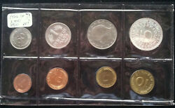 1966 G Germany Proof Set - Original Mint Issue Packaging - Rare Low Mintage Set