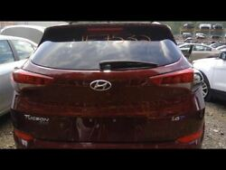 Trunk/hatch/tailgate With Privacy Tint Glass Fits 16-18 Tucson 955086