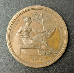 Empire Napoleon The1st Medal The Fortune Conservatrice The Year Iv 1803