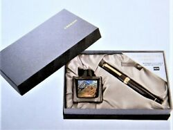 Rare Gem Sailor Earth Gold Limited Luxury Fountain Pen The Real Thing
