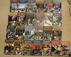 Walking Dead Trade Paperback Lot Volume 1-22, 27-29 Collection Image Comics
