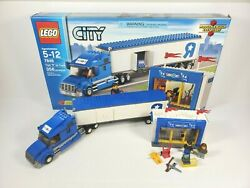 99 Complete Lego City 7848 Toys R Us Truck Limited Edition Original Box Manuals