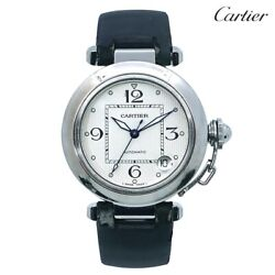Free Shipping Pre-owned Pasha C W3106199 Watch Christmas Limited White
