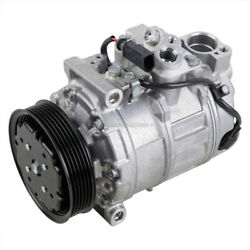 Oem Ac Compressor And A/c Clutch For Audi A4 A6 A8 S6 S8 Rs4 And Bentley Arnage