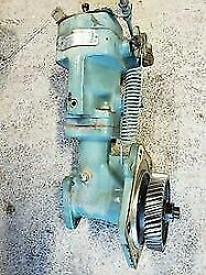 Woodward Hydraulic Governor For 3-53 Detroit Diesel Engine.