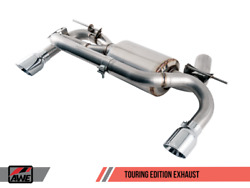 Awe Tuning For Bmw F22 M235i / M240i Touring Edition Axle-back Exhaust - Diamond