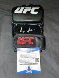 Sean Oandrsquomalley Signed Ufc Boxing Glove The Sugar Show The Champ Beckett 6