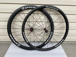 Specifix Xd 11-12speed Dt-swisscarbon Clincher/tubeless Ready Road Wheelset.