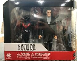Dc Collectibles Batman The Animated Series Batman Beyond 3 Pack Complete