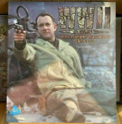 1/6 Did Wwii Us Army Ranger Captain Miller Version 3 Mib In Hand Usa