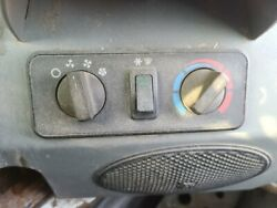 2013 Bobcat S850 Heater And Ac Control P/n 7240823