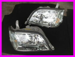 17 Crowns Royal Final Genuine Headlight Left And Right Sets Hid Jzs171 175