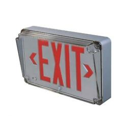 Cooper Lighting Ux71rwhsd Sure-lites Self Powered Ux Series Led Exit Sign