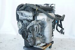 11-13 Mini Cooper R56 Base Complete Engine Assembly And Manual Transmission 128k M
