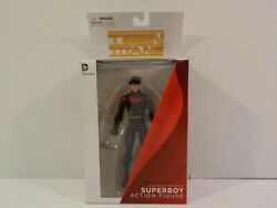 Dc Direct Collectibles New 52 Teen Titans Red Black Suit Superboy Figure