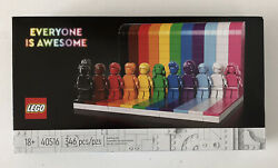 Lego 40516 Everyone Is Awesome 346pcs New
