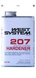 West System Special Clear Hardener Part 2 10.6 Fl. Ounce 207sa Boat Marine