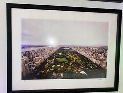 13th Witness Central Park Limited Print 1/25 Rare