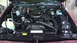 85-90 Oldsmobile 5.0l 307 V8 Engine Dropout With Accessories 104k