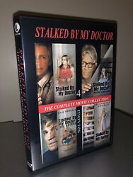 Stalked By My Doctor Complete Movie Collection Dvd Lifetime Eric Roberts