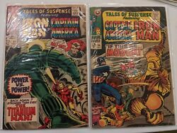 Tales Of Suspense 93 And 94 First Modok Cameo And Full Appearances Hulu