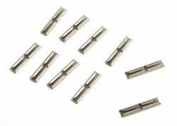 Walthers Track - Code 83 Or 100 Nickel-silver Rail Joiners Pkg48 - Ho