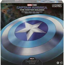 Marvel Legends Series Captain America The Winter Soldier Stealth Shield 11