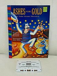 Ashes For Gold Tale From Mexico Pb Book And Cassette Katherine Maitland 1994