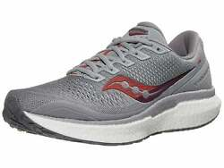 Saucony Triumph 18 Running Shoes Alloy/red Mens Size 11 - S20595-30