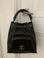 Chanel Backpack 100% Authentic with full set $3299.00