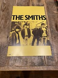 The Smiths 11 X 17 Single Sided Promo Poster. New.