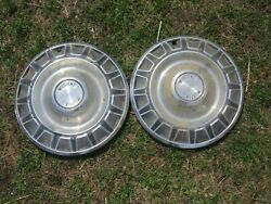 Ford Mustang Wheel Cover Discs