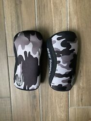 Bear Komplex Knee Sleeves Great For Cross Training And Weightlifting. Pair Of 2