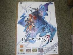 Final Fantasy Tactics A2 Novelty Poster For Promotional Promotion