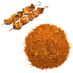 Chicken Kebab Seasoning Charmingly Brown With A Mouthwatering Fragrance Ny Spice