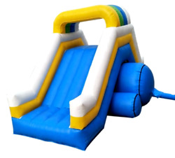 20x12x15 Commercial Inflatable Water Slide Bounce House Climbing Wall Combo