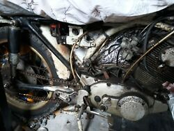 Honda Cb72 1966 D Reg With Lots Of New Parts For Restoration
