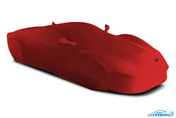 Coverking Satin Stretch Indoor Car Cover For Porsche 718 Cayman - Made To Order