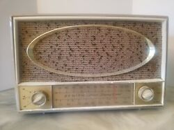 Vintage 1950's Zenith Radio Automatic Frequency Control Am/fm Repair/parts